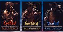 Trails of Sin series / Dark Cowboy Romance series
