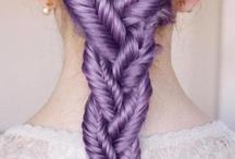 Hairstyles / by Izabella Martens