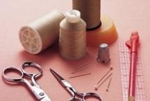Sew sew... / by Izabella Martens