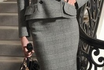 Professional Wardrobe / Professional business women's attire / by Izabella Martens