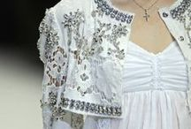 Fashion: Dress | Skirt | Kilt / Dresses and skirts made of cloth, leather, metal, etc.