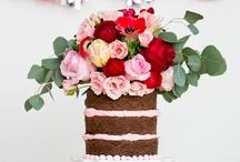 Cakes & Sweet Treats / by Nicolette Hamilton