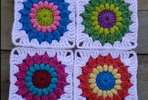 Granny squares / by Jessie Craigmiles