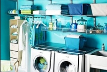 The Best Laundry Rooms / We can help turn your laundry room into something you'll be proud to call your own!