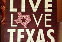 Everythings better in TEXAS, Home Sweet Home / Homw / by Ashlee Vicars