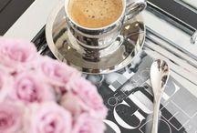 """Coffee, I Love You ! / """""""" L'Arte di riconoscere un buon caffè distingue la vera Donna dalla ragazzina ,, """""""""""