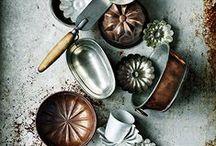 Pots and utensils