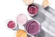 SMOOTHIE + JUICE / Blended and juiced nutrition that's easy on the eyes and digestion.