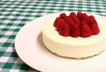 CheeseCake de Caseína e Limão / Deliciosa sobremesa hiperproteica e baixa em hidratos de carbono.