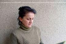 FATIMA TSALLAGOVA  (Ossetian painter) / http://artgallery.darial-online.ru/tsalagova/index.shtml