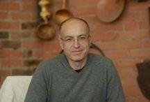 Vadim Dzhioev  (Ossetian sculptor and woodcarver) / http://osetia.kvaisa.ru/1-rubriki/03-vstrecha-dlya-vas/vadim-dzhioev-kazhdoe-moe-uvlechenie-stanovitsya-moej-tvorcheskoj-rabotoj/