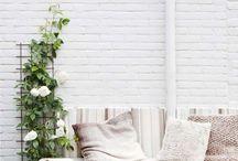 HOME / Garden & Balcony / lovely inspiration for your garden or balcony