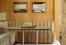 Dining Spaces / Furniture manufactured by Kisabeth Furniture in Texas