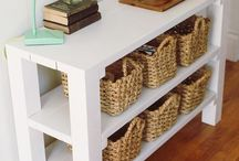 organised at home / organization ideas for your home