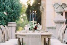 The Art of Table .. / L'Arte di decorare la Tavola, dalla quotidianità alle Occasioni Speciali ..  https://www.facebook.com/pages/il-piccolo-istrione/282958318405542