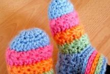 Crocheting the kids / Crochet for the smaller people