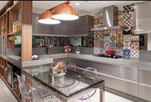 Cozinha / by Amanda Modesto