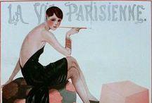 La Vie Parisienne / Vintage Art of Illustration