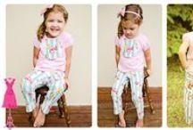 Girls 'Ava' Jeans PDF Pattern