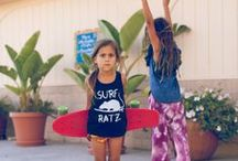 SURF N SKATE GIRLS