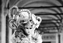 Venetian Carnival / Il Carnevale di Venezia, Istanti d'Arte Italiana ..