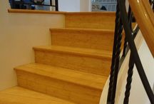Bamboo Floors / The bamboo floors from West Lake Flooring