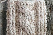 New crochet stitches, techniques and yarn stuff