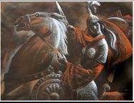 TOMYRIS - legendary Queen of the   Massagetae / http://legacy.fordham.edu/halsall/ancient/tomyris.asp