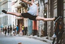 Ballet / Χορός είναι η κάθετη έκφραση οριζόντιων επιθυμιών.(Τζωρτζ Μπέρναρντ Σω )