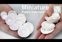 Tutorials (Miniature Hardware & Accessories) / Tutorials about making miniature hardware like dishes or pots and pans. / by AshGUTZ