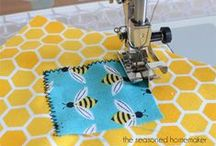 Tutorials: Sewing | Crochet / Sewing tutorials, if you're interested in doll clothes I have a special board just for that.