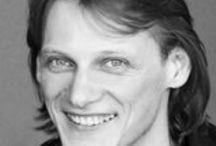 Ossetian dancer Edvin Revazov / The Hamburg Ballet since 2003, Soloist in 2007, Principal since 2010 (http://www.hamburgballett.de/d/index.htm)