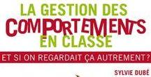 ✽ GESTION DE CLASSE ✽