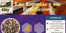 #Especias, Hierbas Aromáticas y Aderezos. / ¡Ponle sabor, olor y salud a tu cocina!
