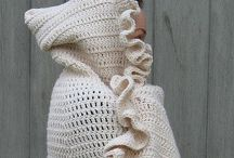 Cosy Autumn/Winter crochet / Garments to keep help you warm