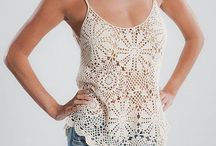 Sunny Spring/Summer crochet / Those more spring and summary garments