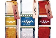 Alma de Agave tequila bottles