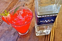 Alma de Agave tequila recipes