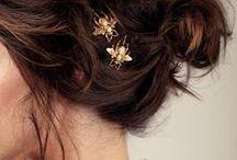 Hair & makeup / Lovin on locks / by Haley White