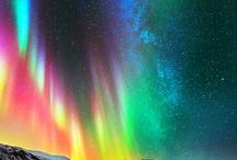 Rainbows - rays of creation
