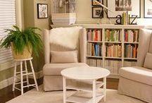 casa acogedora / ideas para rentabilizar espacio