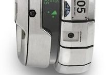 Timing equipment. / A precise lifestyle requires a precision timing device