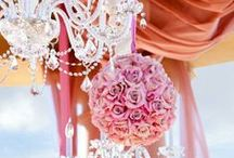 """Wedding Decor and Flowers / """"Love is like a beautiful flower which I may not touch, but whose fragrance makes the garden a place of delight just the same"""" -Helen Keller"""