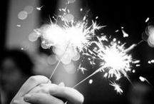Sparklers and Misc / A perfect way to end the night
