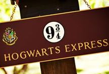 Harry Potter Themed Wedding / A TOTAL Potterhead?! The perfect wedding for you!