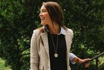 Looking Classy, but Preppy / Blair and Spencer style