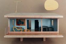 Kids | Home Sweet Home / Playhouses, dolls houses, tree houses, little towns... for young architects!