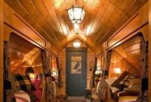 Hearth / Home is my custom bed and breakfast sanctuary, made just for me.