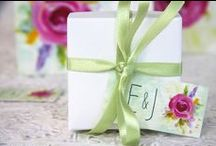 Wedding Favours / Give your guests a little something to remember...