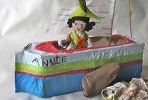 DIY - Milk Carton Kids Crafts / Milk Carton Crafts to make with Kids